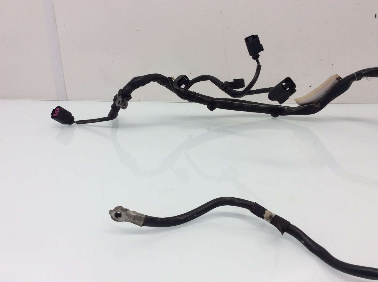2006 Audi A3 2 0t Battery Wire Harness