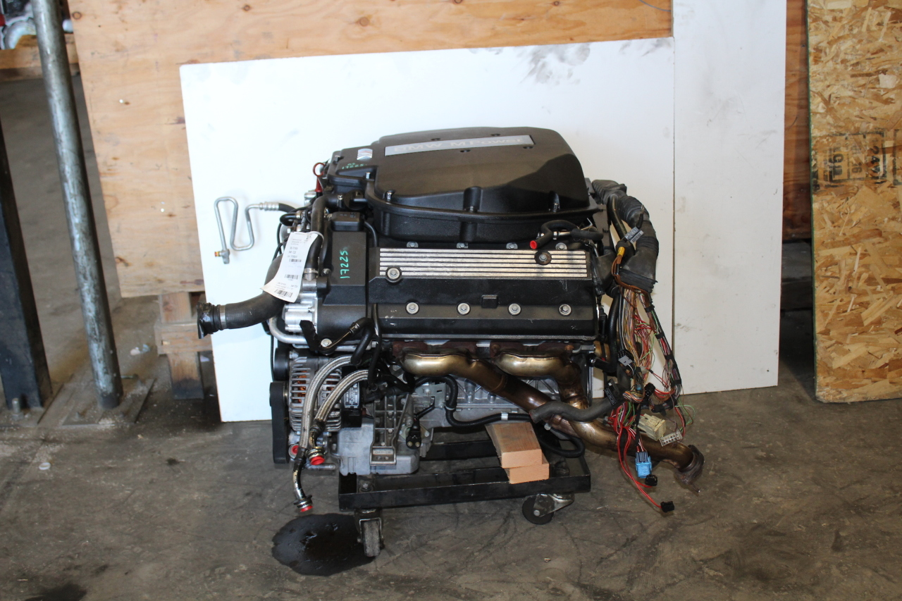 2000 2001 2002 2003 bmw m5 5 0l v8 engine motor free for Motor cargo freight company
