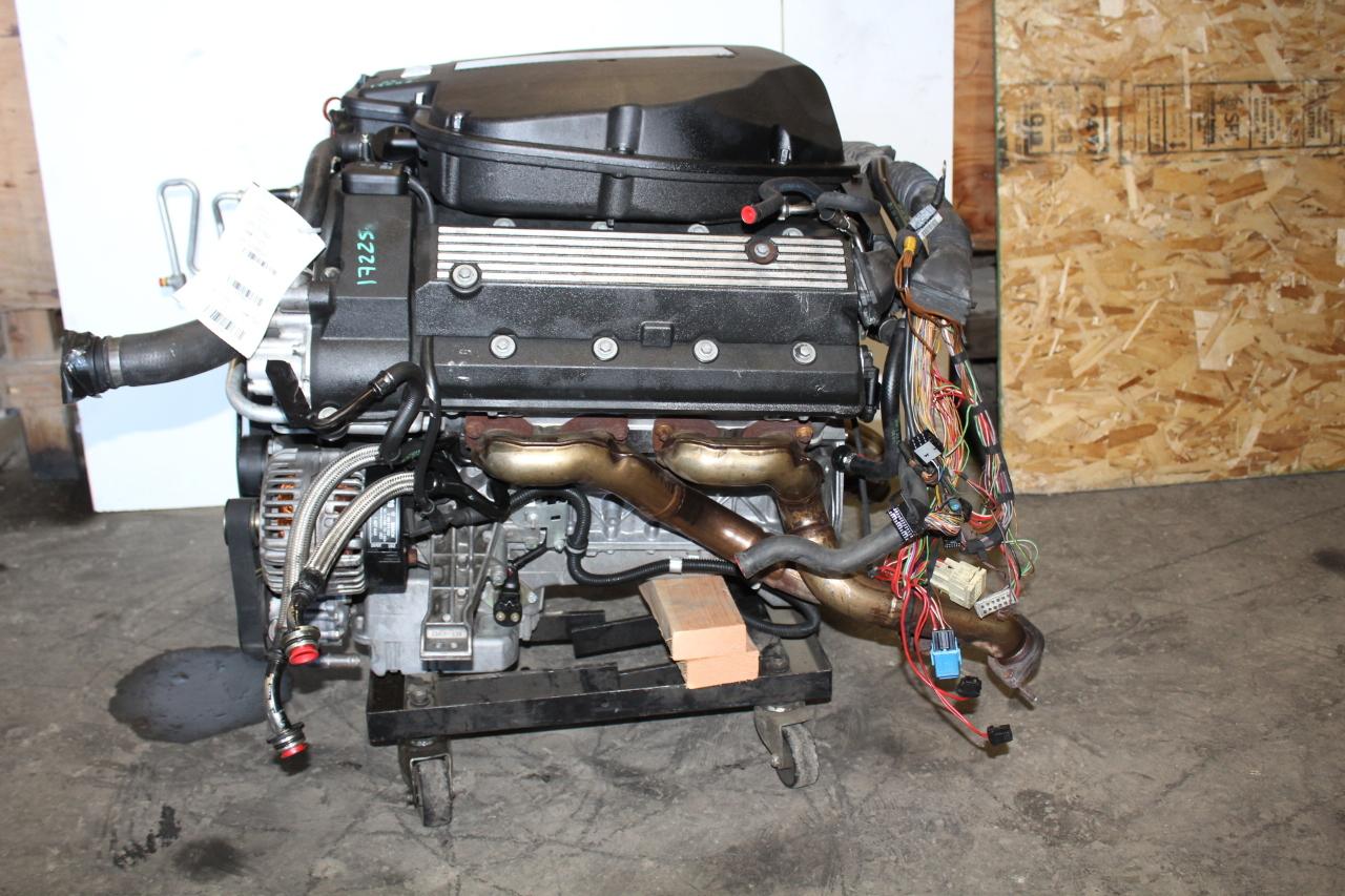 2002 bmw m5 engine diagram 2000 2001 2002 2003 bmw m5 5.0l v8 engine motor - free ...