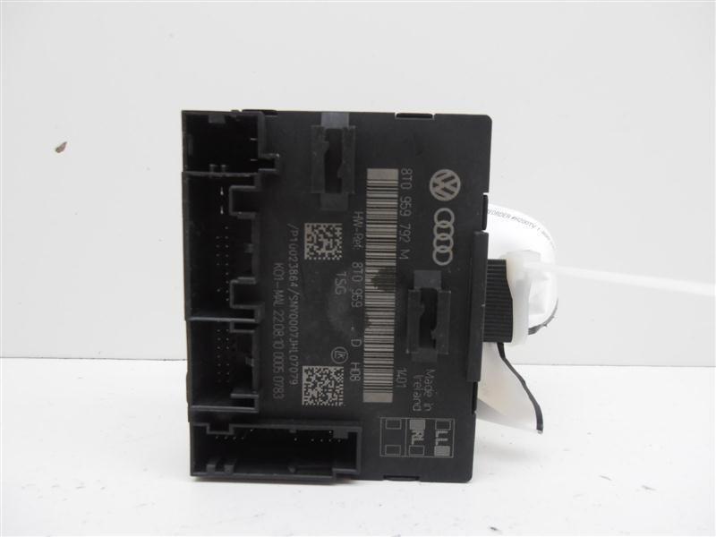 11 audi a5 comfort control module ccm alarm ebay. Black Bedroom Furniture Sets. Home Design Ideas