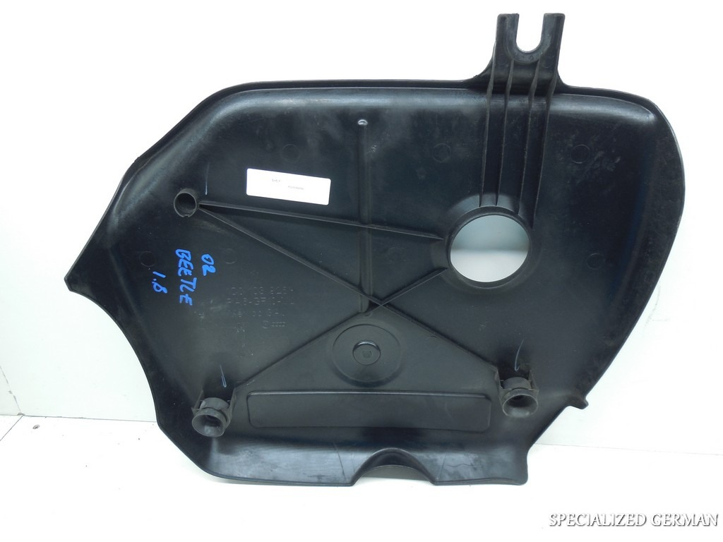 2000 2001 2002 2003 2004 2005 Volkswagen Beetle 1 8t Engine Cover 1c0103925a