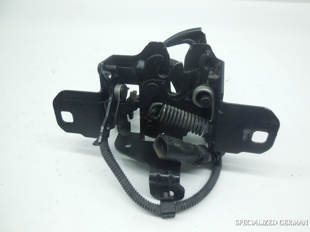 volkswagen jetta golf gti hood latch lock ebay