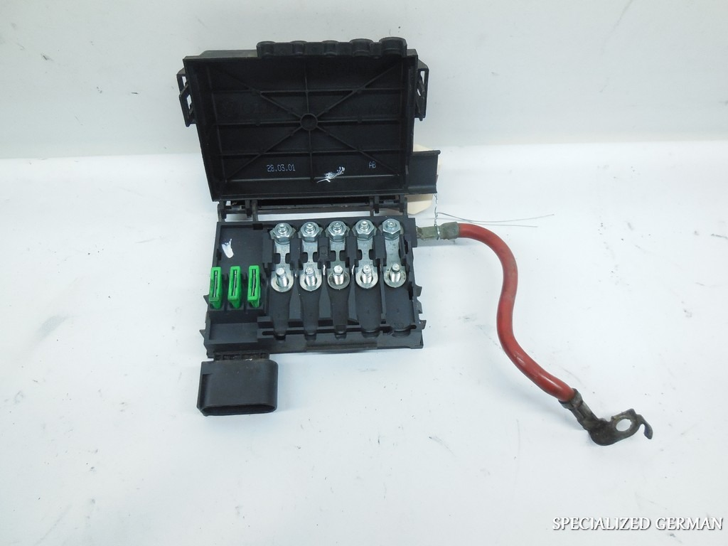 1999 2000 2003 2004 2005 volkswagen jetta beetle golf battery mounted fuse box ebay