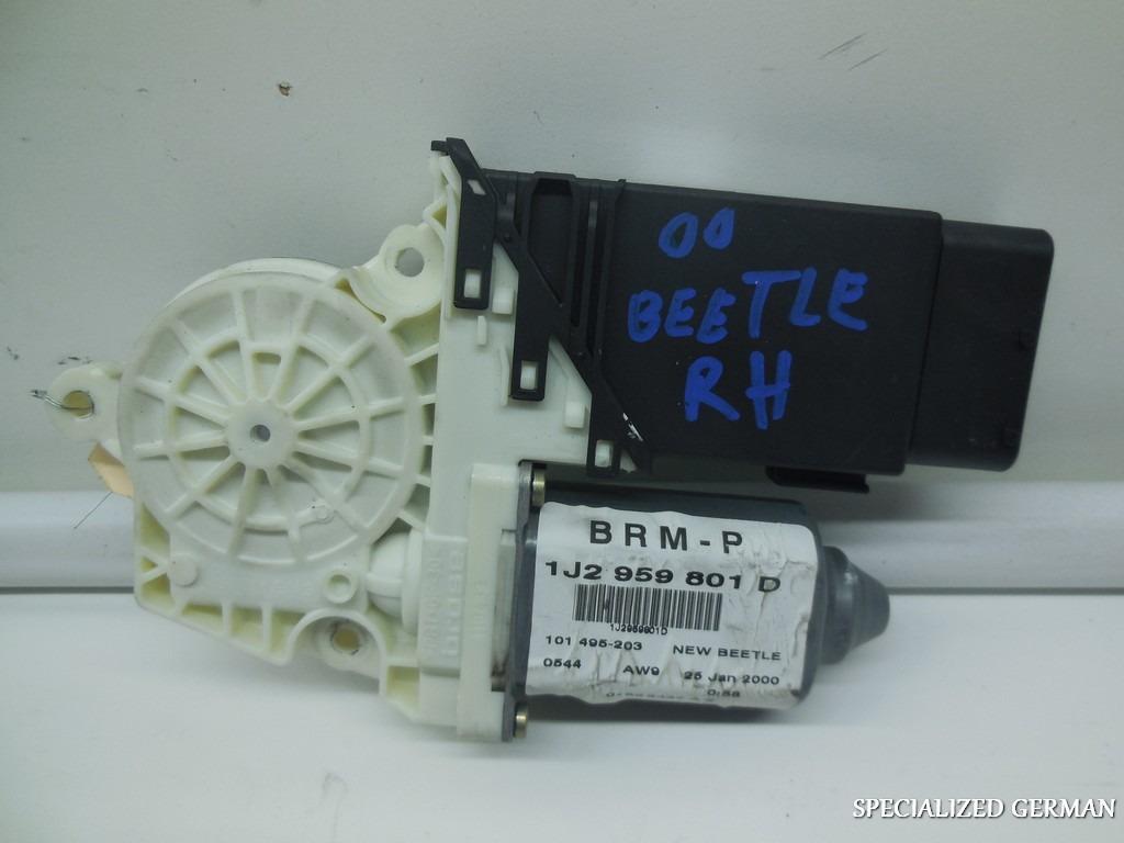 1998 1999 2000 2001 volkswagen beetle right power window for 2000 vw beetle window motor