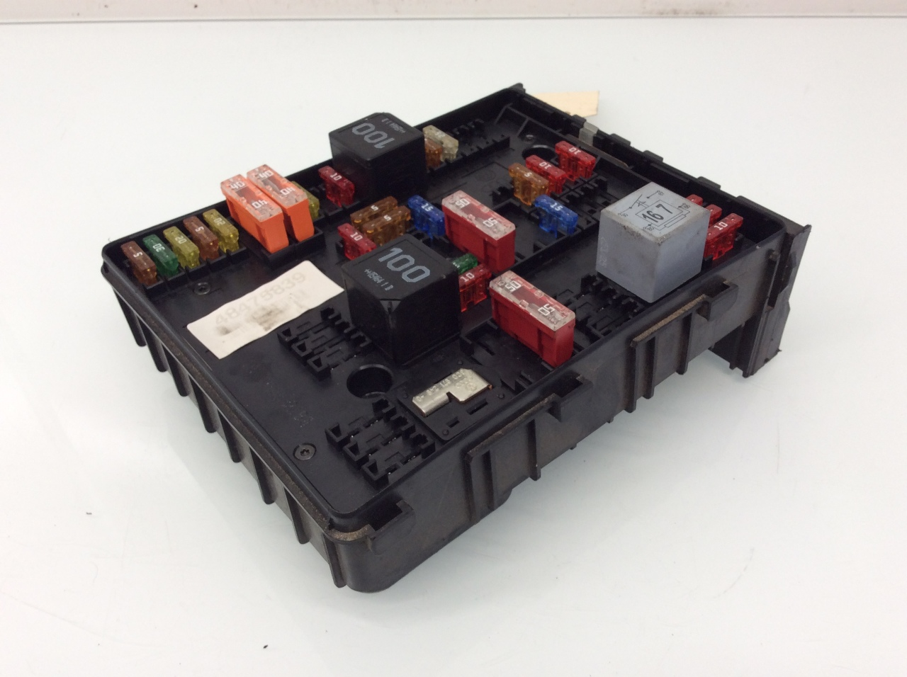 R32 Fuse Box Auto Electrical Wiring Diagram Vw 2008 Blower Motor