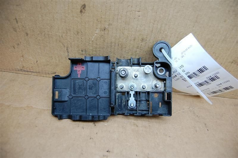 09 10 11 12 audi a4 a5 2 0t battery power junction fuse 1998 audi a4 quattro fuse box diagram #5