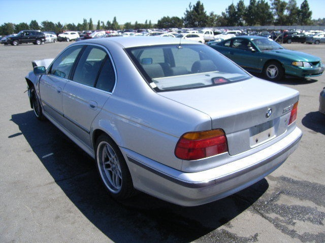 1998 Bmw 528i Car Interior Design