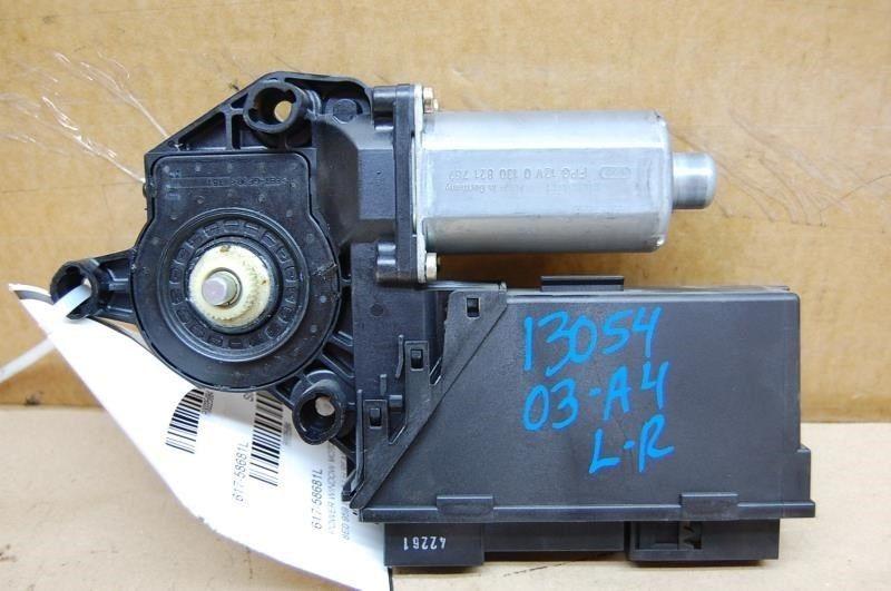 05 06 07 08 audi a4 left rear power window motor 8e0 959 for 2003 audi a4 rear window regulator