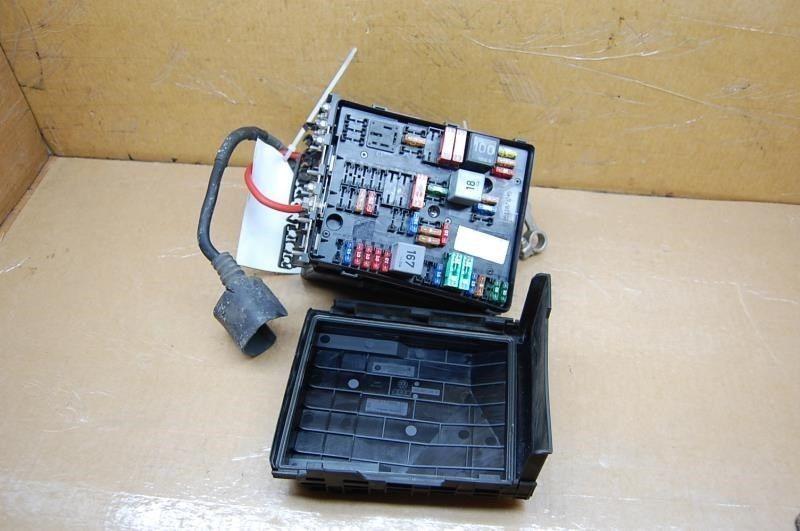 06 07 08 volkswagen git jetta underhood fusebox 3e0511107 jetta fuse box under hood 2000 ford ranger fuse box under hood #15