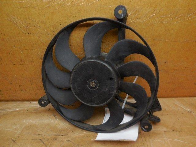 Volkswagen Jetta Golf Beetle Radiator Fan Motor Match Part Number 1J0959455K