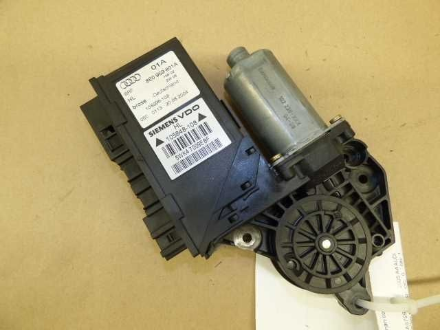 2002 2003 2004 2005 audi a4 s4 left rear power window