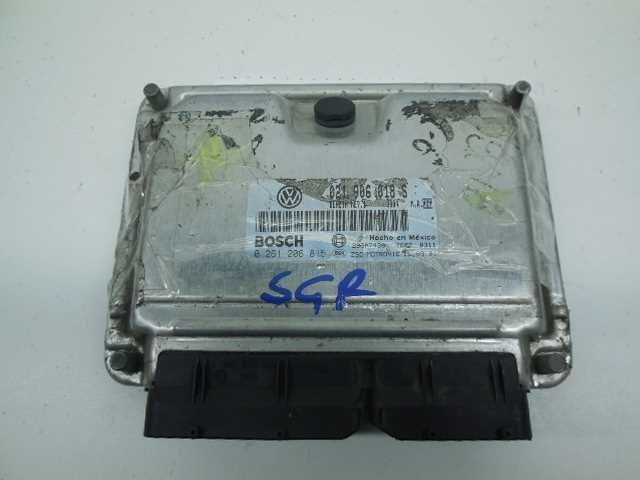 2001 Volkswagen Jetta 2.8L AT Engine Control Module ECU ECM 021906018S