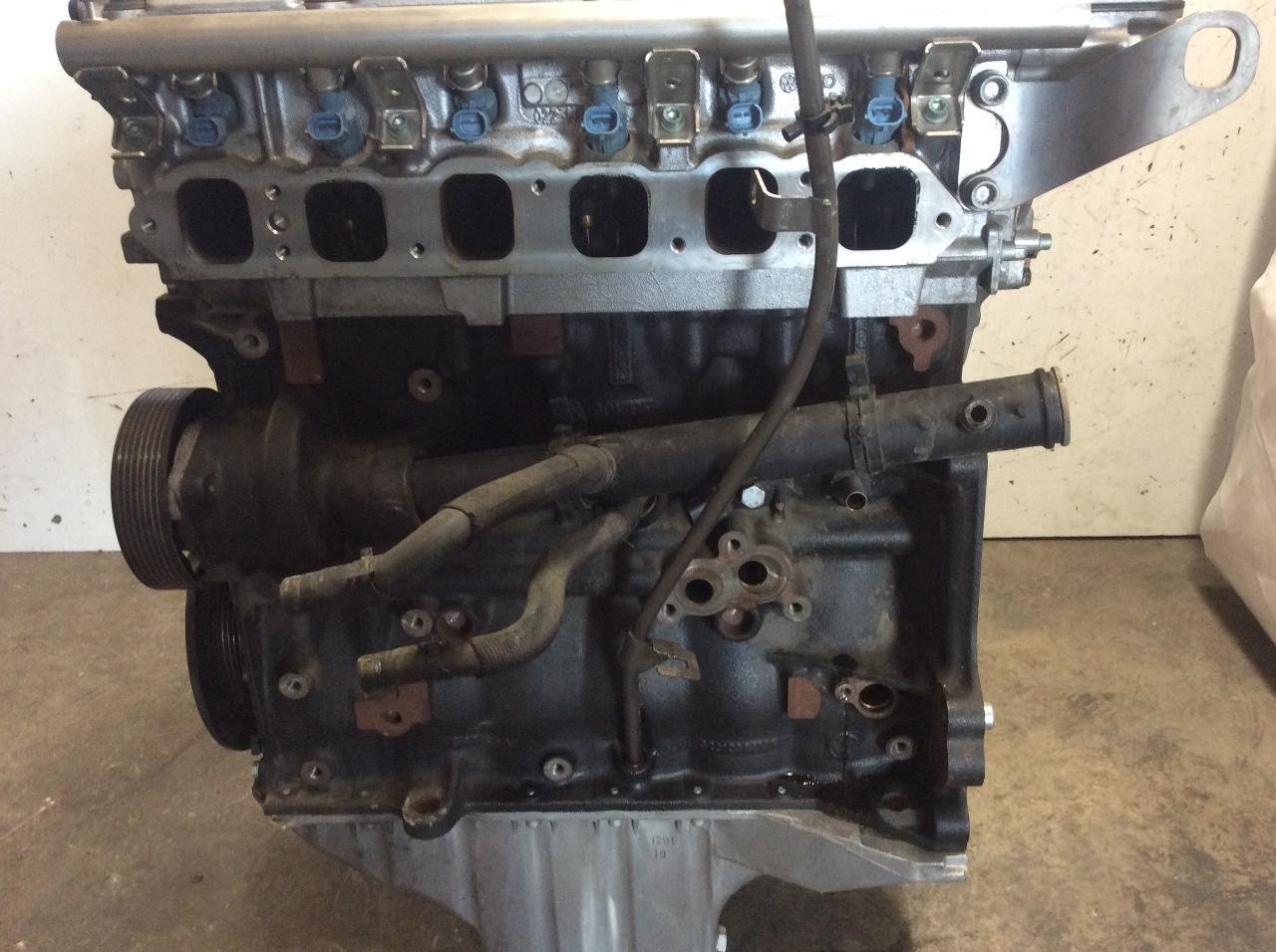 2006 porsche cayenne engine 3 2 motor tested good ebay. Black Bedroom Furniture Sets. Home Design Ideas