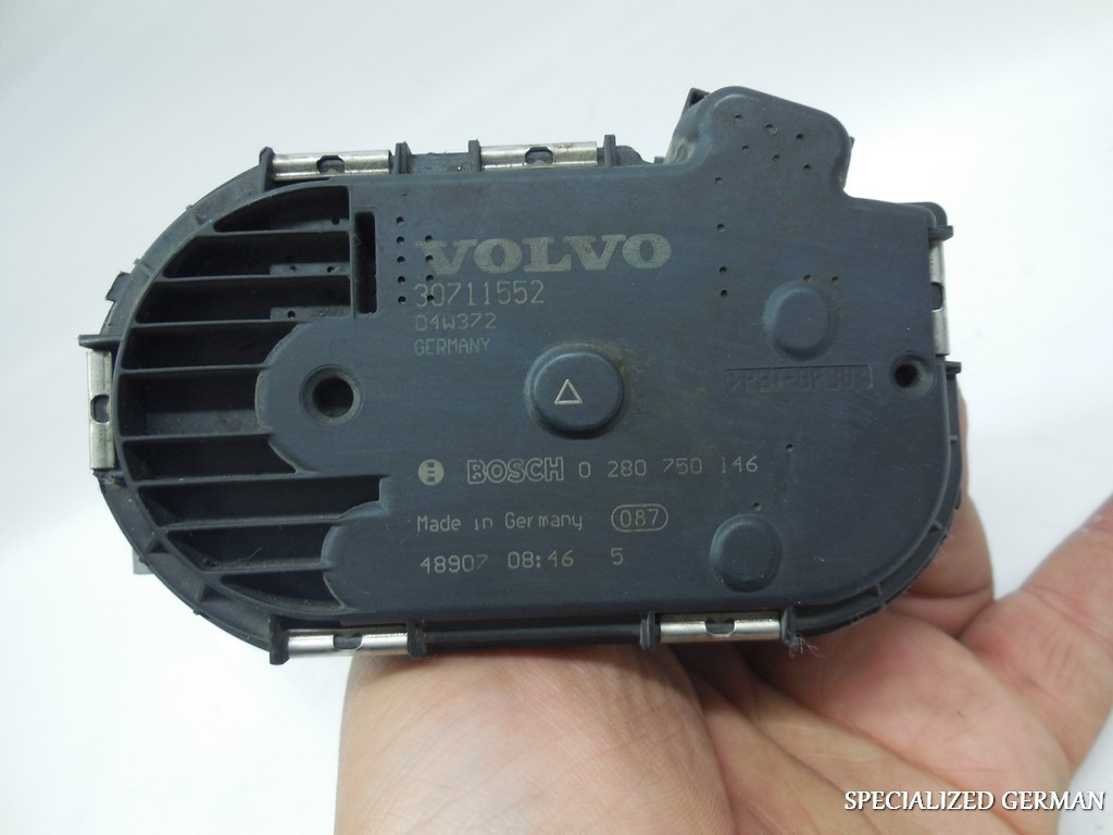 Volvo S40 Throttle Body - Volvo S Throttle Body Assembly - Volvo S40 Throttle Body