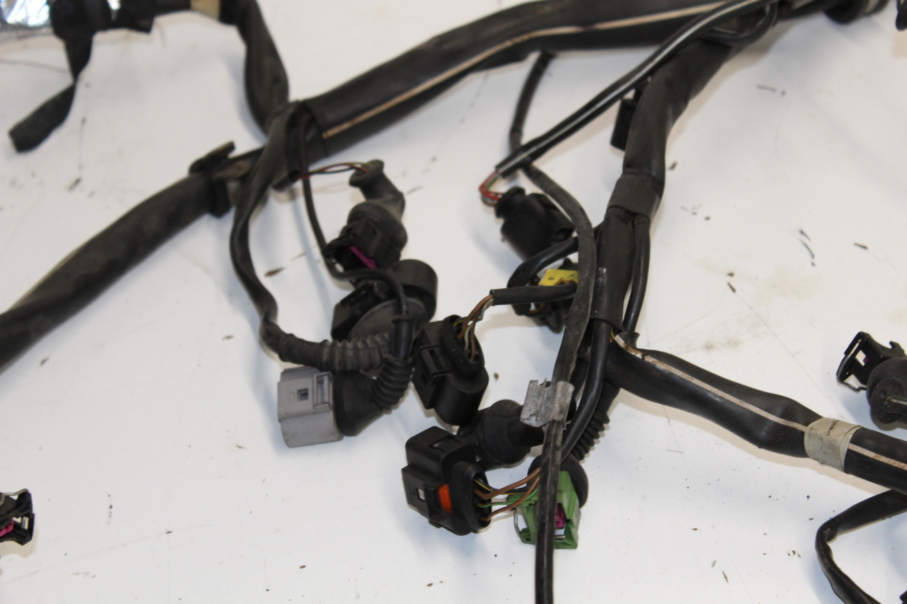 2001 2002 2003 Audi A8 4 2l Engine Wire Wiring Harness 4d1971713dg