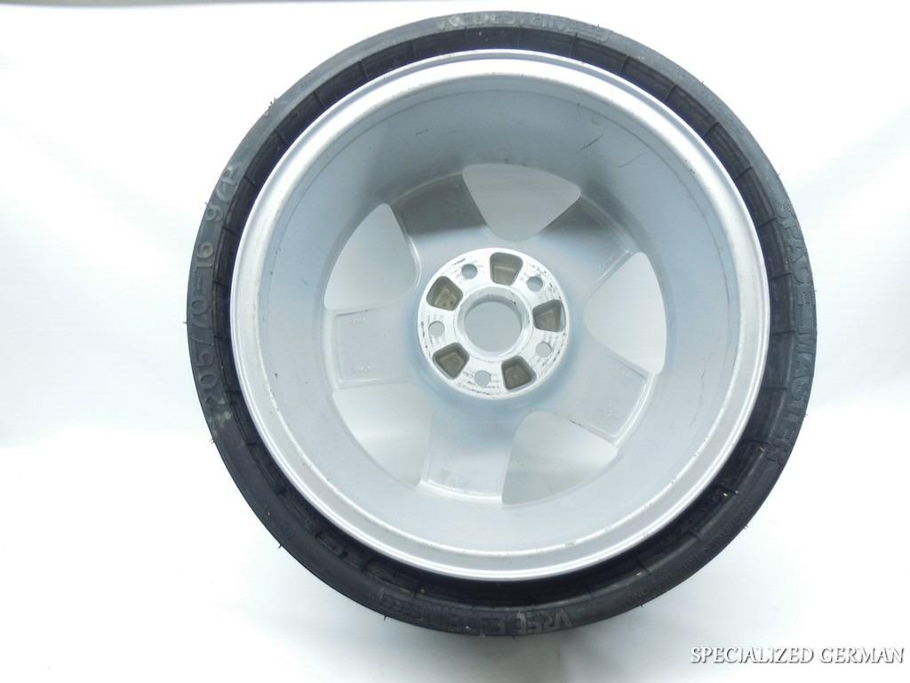 2001 2002 2003 2004 2005 audi a6 allroad spare tire wheel 16x6 5 4z7601025b ebay. Black Bedroom Furniture Sets. Home Design Ideas