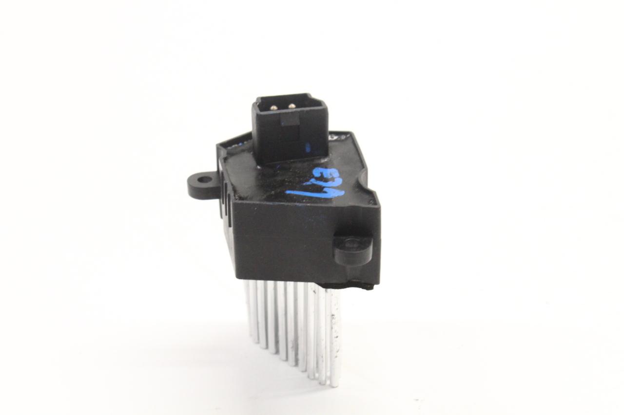 service manual  2007 bmw m5 heater blower resistor