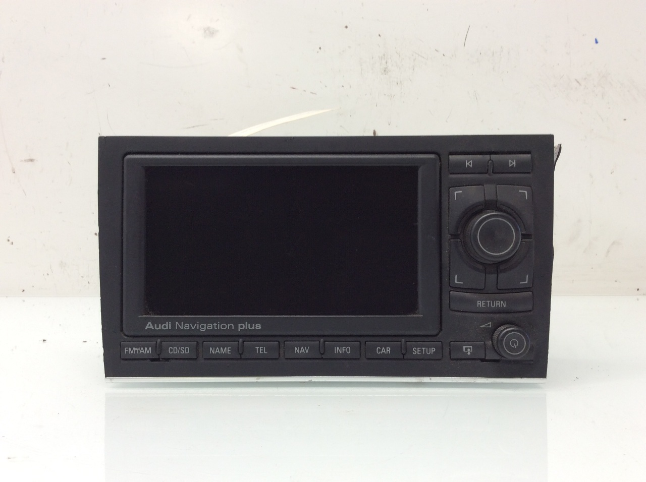 2005 2006 2007 2008 audi a4 gps navigation radio unit 8e0035192f ebay. Black Bedroom Furniture Sets. Home Design Ideas