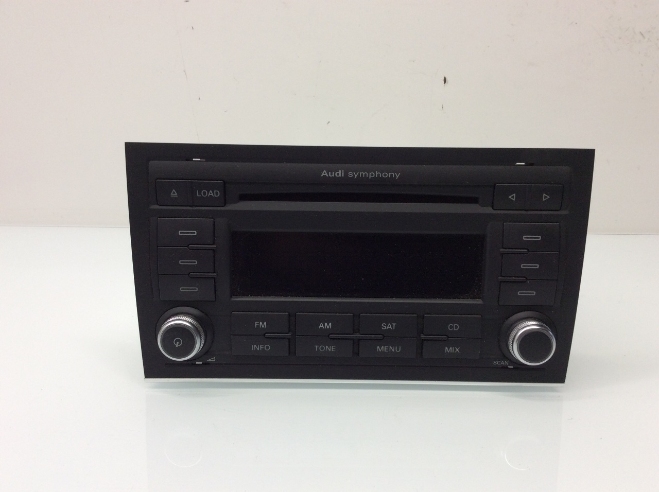 2006 2007 2008 audi a4 s4 radio stereo cd player symphony. Black Bedroom Furniture Sets. Home Design Ideas