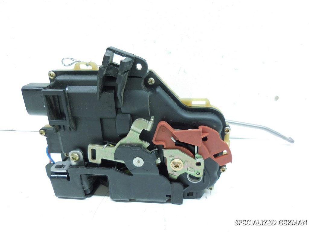 2003 2004 2005 2006 Audi A4 Cabriolet Right Front Door Latch Lock 8E1837016D