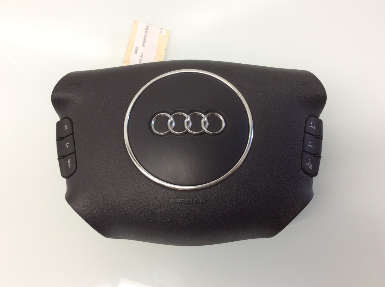 Audi A6 Allroad Steering Wheel Airbag Driver Air Bag 8P0880201G Black