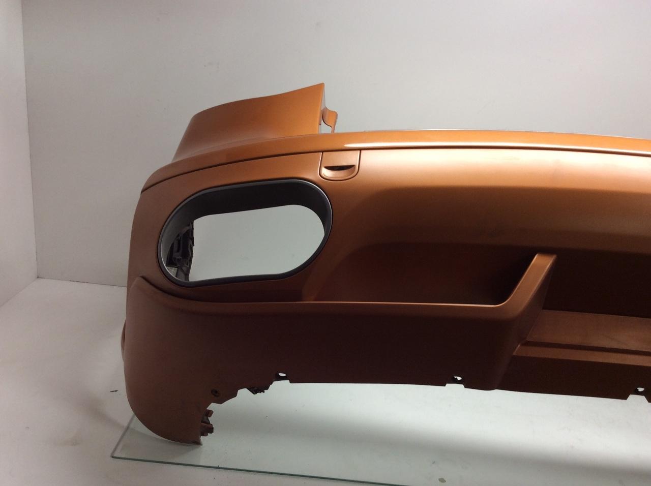 2008 2009 2010 porsche cayenne gts rear bumper complete