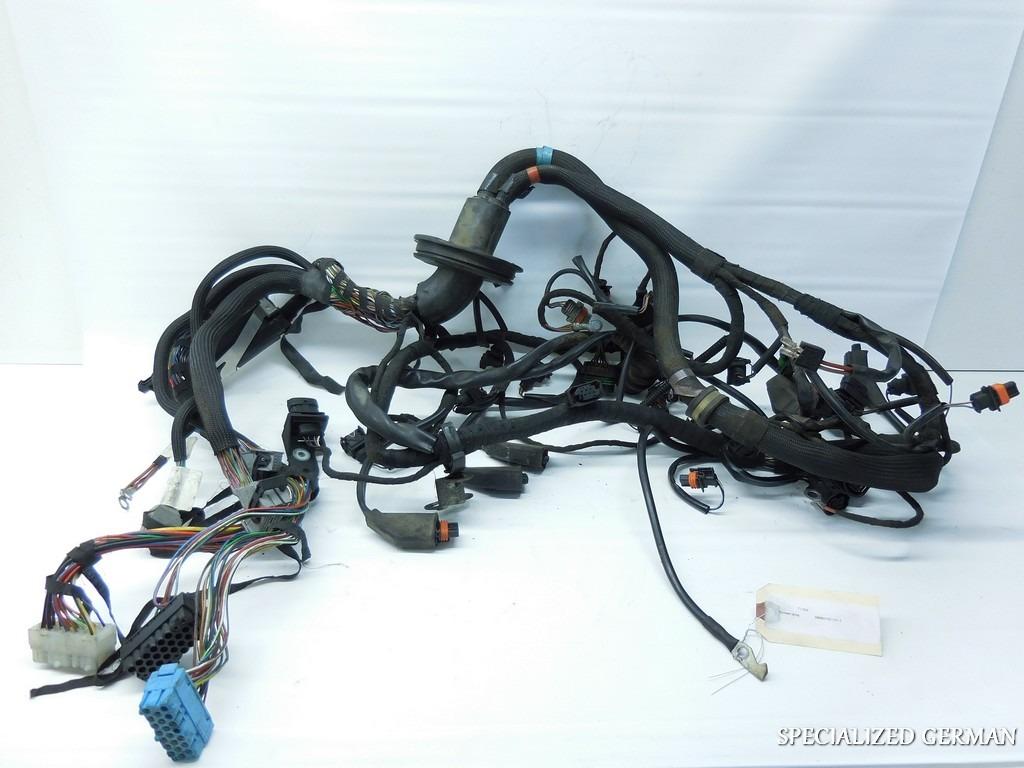 2000 porsche boxster engine wire harness wiring broken plug 2000 porsche boxster engine wire harness wiring broken plug 98660702101