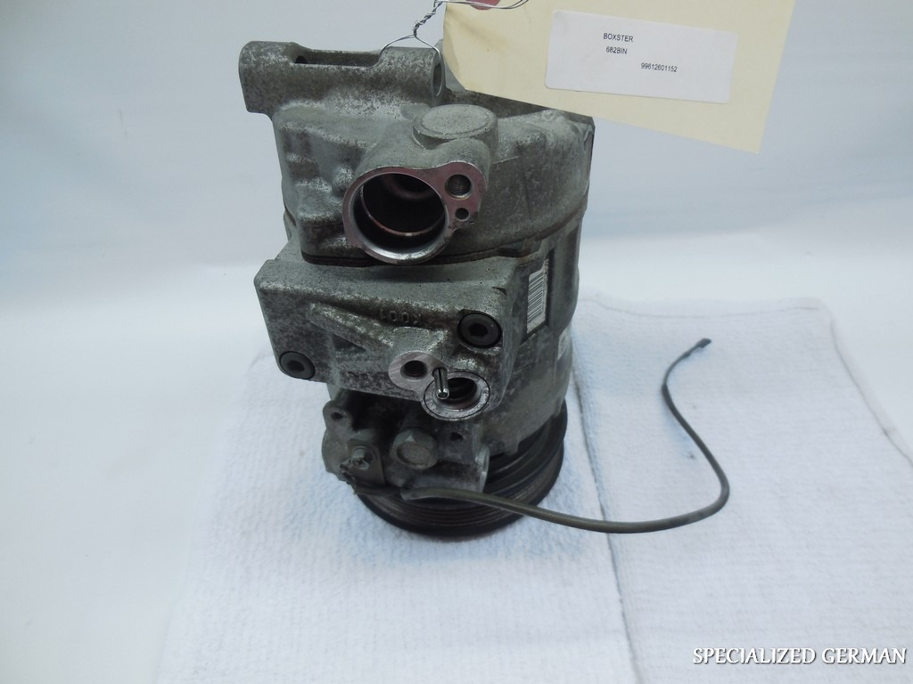 Porsche 911 996 Boxster A/C Air Conditioning Compressor 99612601152