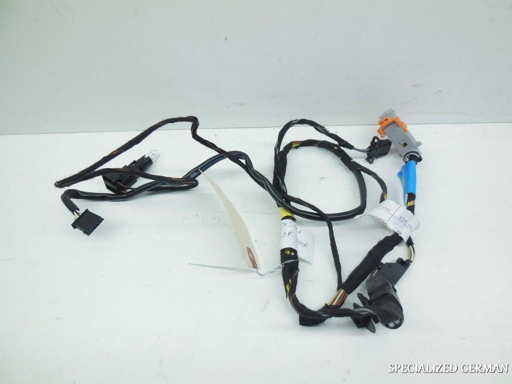 05 06 porsche boxster left door wire wiring harness 99761261200 ebay