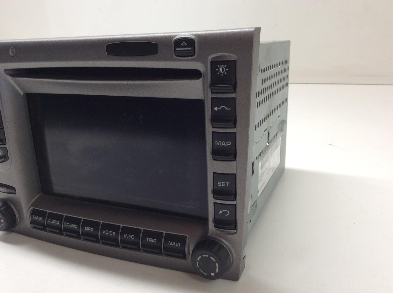 2005 Porsche 911 997 Radio Stereo Navigation Navi
