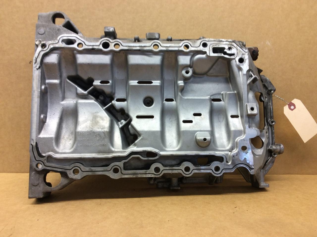 2009 2010 2011 2012 audi a4 a5 q5 caeb upper oil pan 06h103603s Audi a5 motor oil