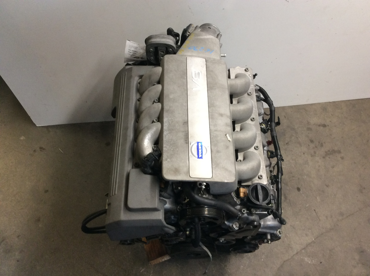 2005 2006 2007 2008 2009 2010 Volvo XC90 engine 4.4 motor ...