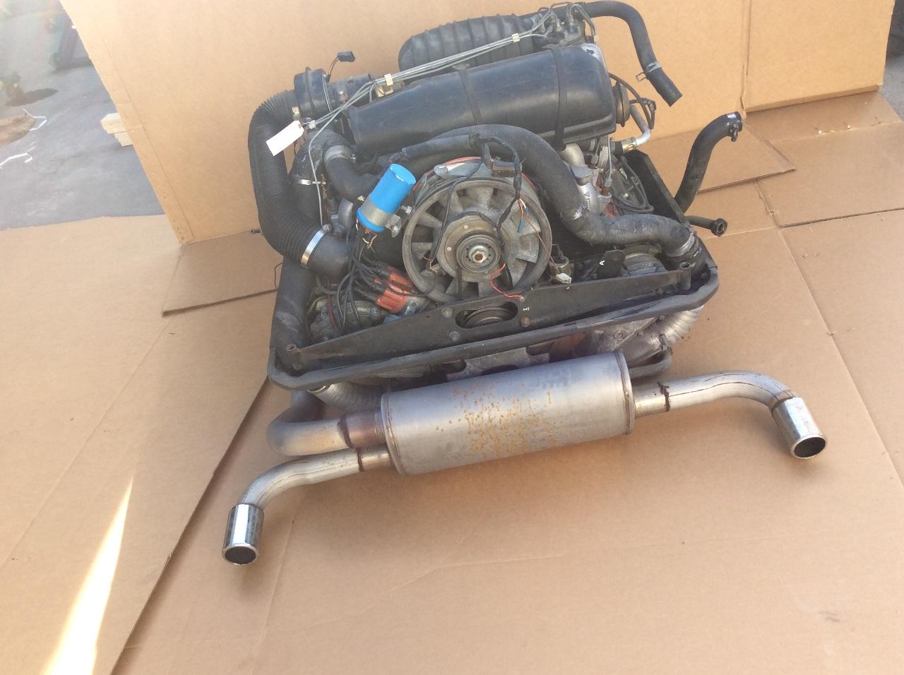 1974 1975 1976 1977 Porsche 911 2 7 Engine Motor Drop Out