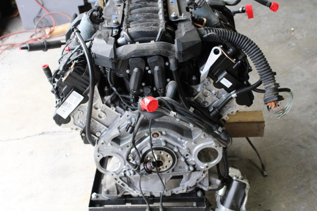 2006 2007 2008 Bmw 750li 4 8 Engine 4 8l Motor 11000396190
