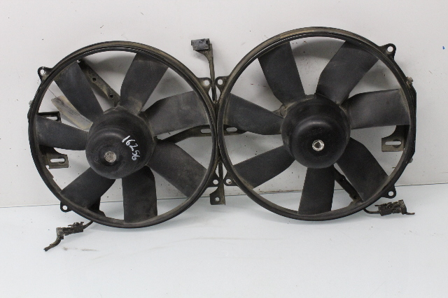1998 1999 Mercedes Benz CL500 CL600 W140 Radiator Cooling Fan 0015000593