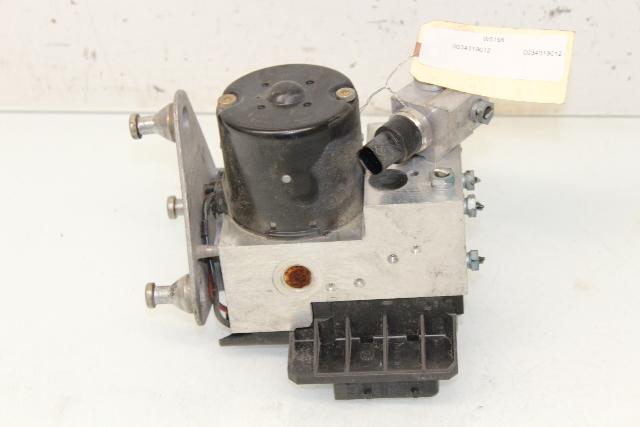 2001 mercedes benz clk55 anti lock brake system abs pump for Abs system mercedes benz