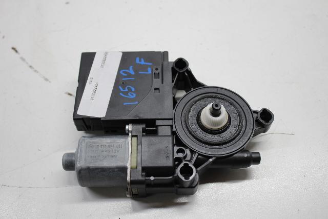 2009 2010 Volkswagen Passat Left Front Driver Power Window Motor 0130822451