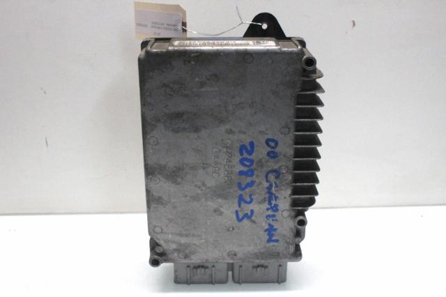 2000 Dodge Chrysler Caravan Engine Control Module ECU ECM 04727285AC