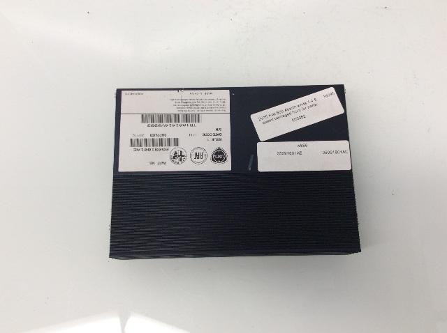 2013 2014 2015 Fiat 500 Amplifier 05091801AE