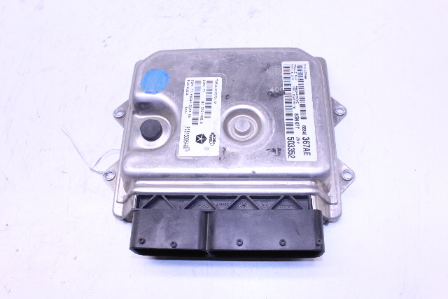 2015 Fiat 500 Engine Control Module Unit ECM ECU 05150954AC