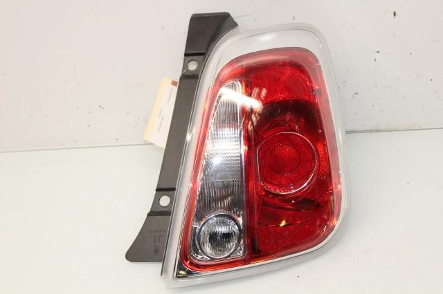 2012 2013 2014 2015 2016 Fiat 500 Right Passenger Tail Light Lamp 05182418AF