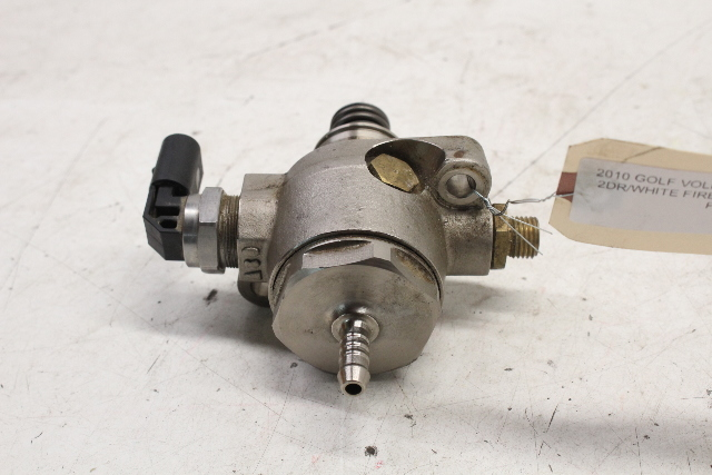 2010 Volkswagen GTI 2.0L Turbo High Pressure Fuel Pump 06L127025M