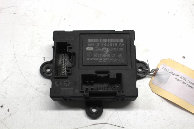 2010 jaguar xf xj xk left driver door control module for 01333 door control module