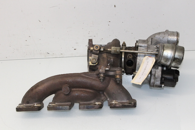 2007 2008 2009 2010 2011 2012 Mini Cooper S Turbocharger & Manifold Broken 11657600890