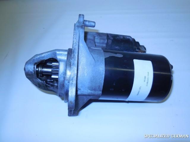 2002 2003 2004 2005 2006 2007 2008  Mini Cooper S Automatic Starter 12411489995