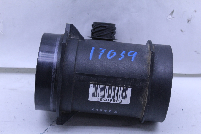 1996 1997 1998 1999 BMW 323i 328i M3 Mass Air Flow Meter Sensor 13621703275