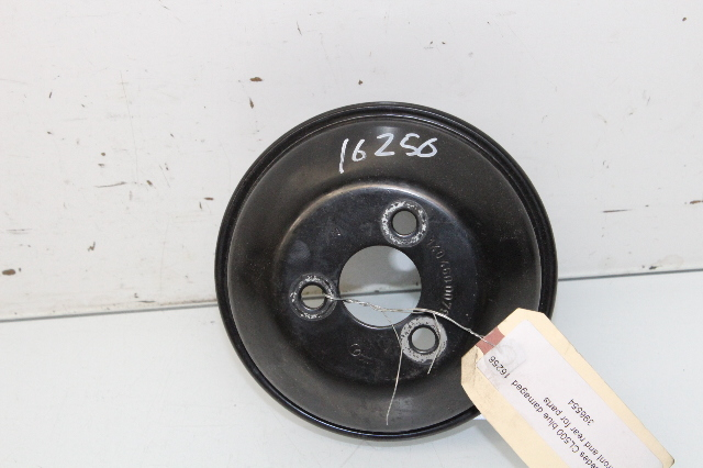 1998 1999 Mercedes Benz CL500 W140 Power Steering Pump Pulley 1404600079