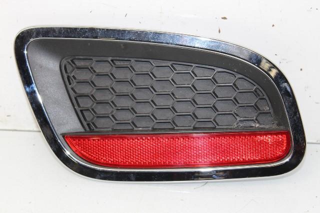 2012 2013 2014 2015 2016 Fiat 500 Sport Left Rear Bumper Grille W/ Reflector