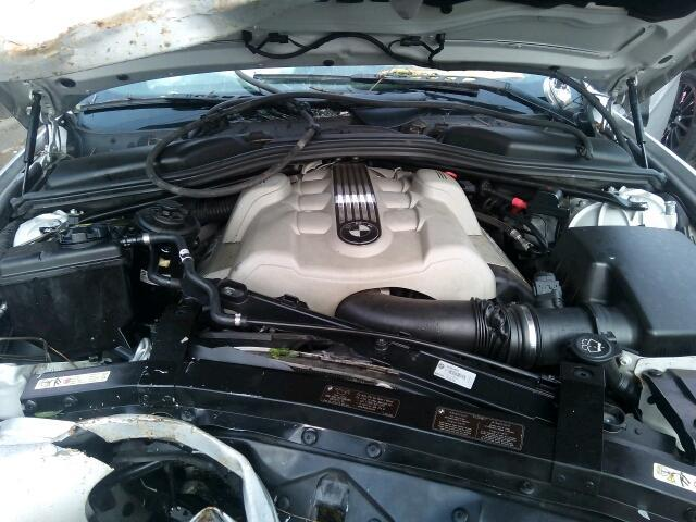 Bmw Ci Convertible Damaged Front SPECIALIZED GERMAN - Bmw 645ci engine
