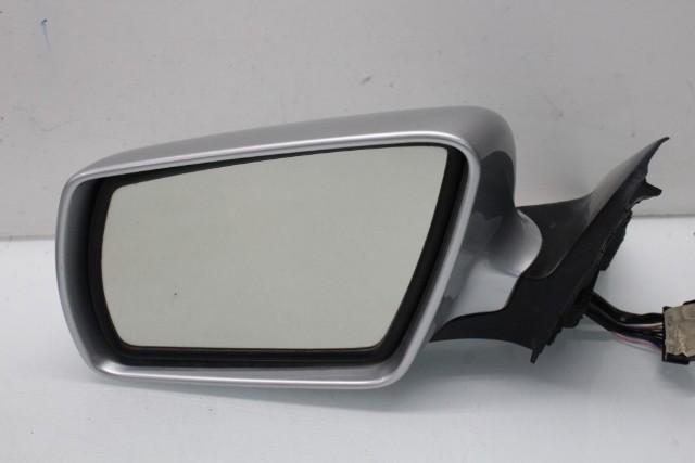 2004 Audi Allroad Quattro Wagon Base 2.7 Gas Driver Left Side View Door Mirror
